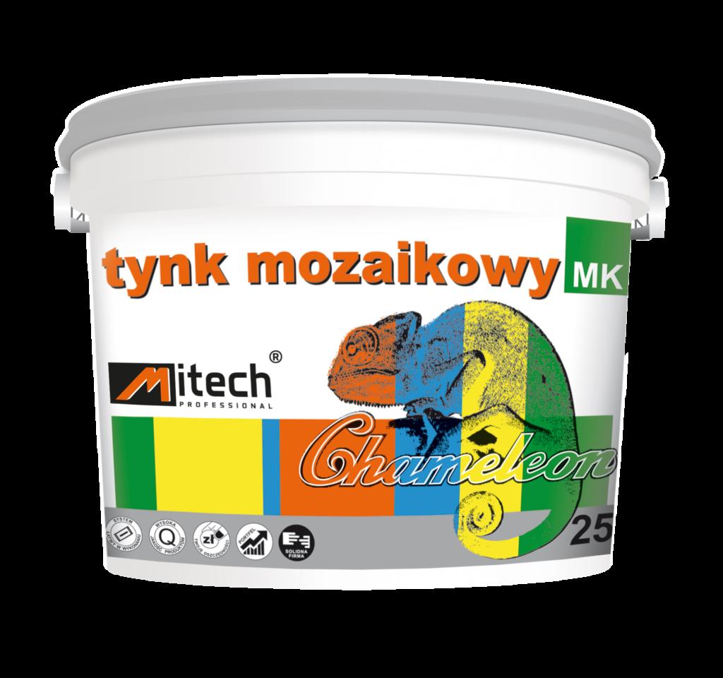 Mitech Mk Kameleon Broccato Akrylowy Tynk Mozaikowy Z Brokatem Mitech