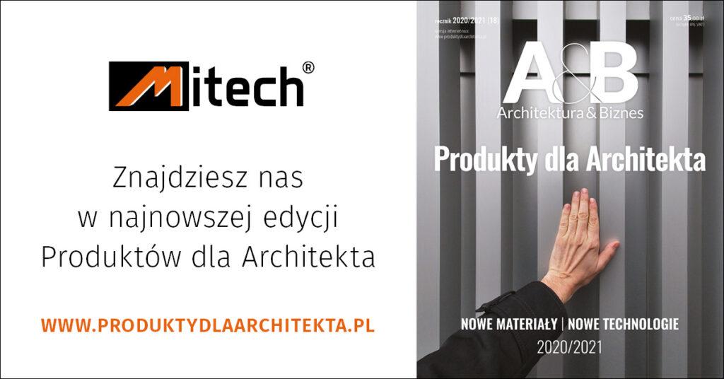 Mitech Chemia Budowlana - Produkty dla Architekta